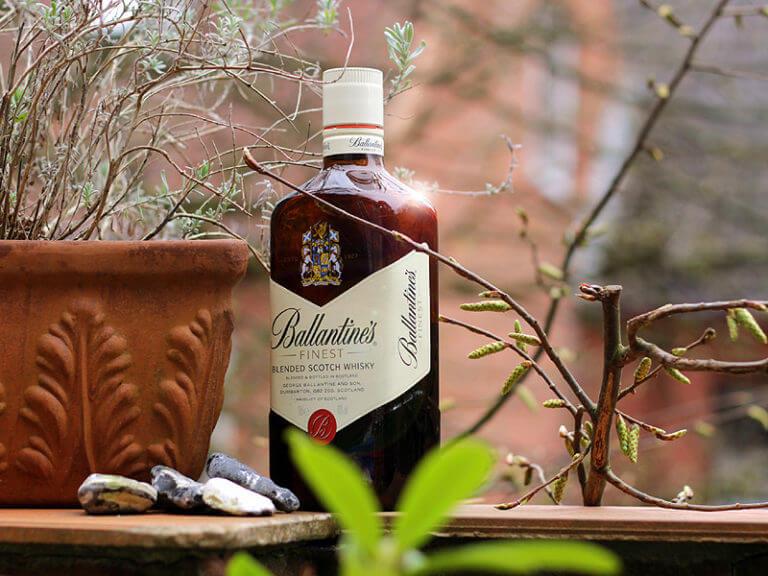 Früher den Webauftritt für Whisky-Marke betreut